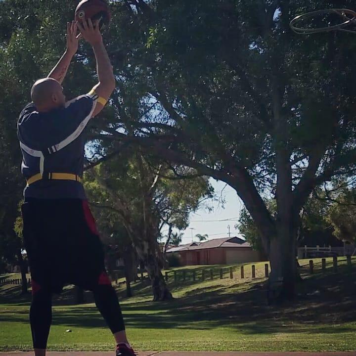 Basketball Precise-501010 Power Trainer